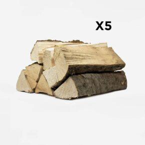 Bambino – 5 Bags of Maple Firewood
